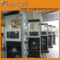Dual hose three line cng dispenser with suitable cng filling dispenser