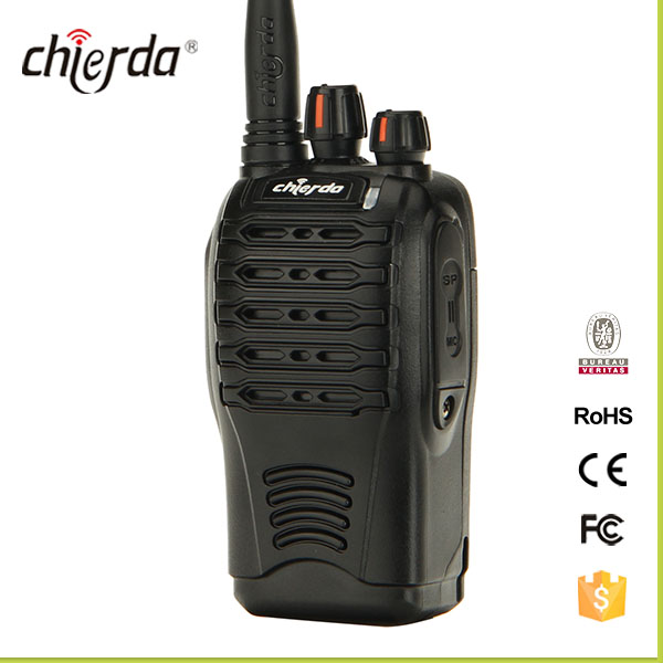 Waterproof handy walkie talkie with 5-8 diatance for football referee CD-528