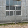 Factory price anti-rust powder coating anti climb fence