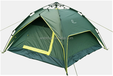 3-4 man Hydraulic automatic Camping tent