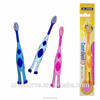 Cheap bulk toothbrushes children cartoon giraffe toothbrush
