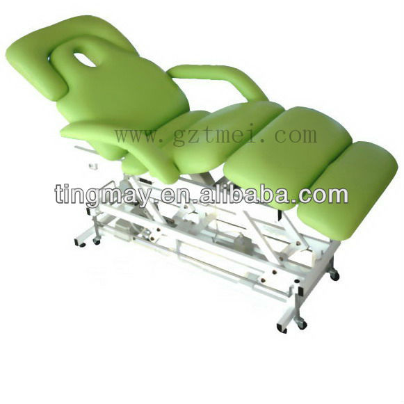 wholesale electric facial bed beauty massage bed