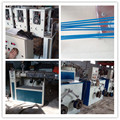 ABS/PLA 3D printer filament extrusion line/3D filament machine