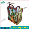 2015 hot sale recyclable bopp laminated tote pp nonwoven bag