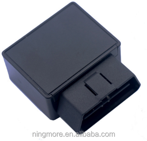 2018 New easy install New design small 2G 3G 4G GPS Tracker OBD2 for car with free platform