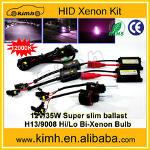 Made In China AC 12V 35W Slim Ballast Single Bulb Xenon Hid Kit