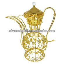 2016 new design tea pot design arabic burner X248