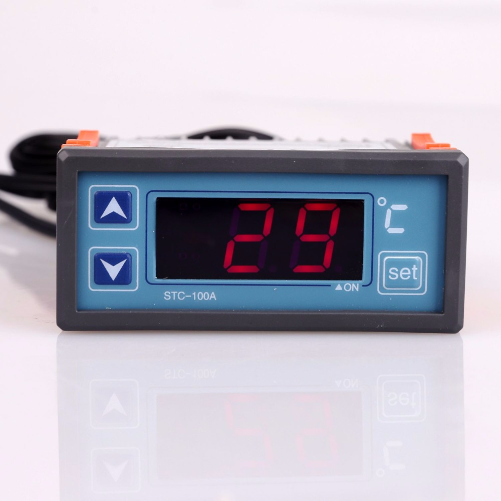 temperature controller These controllers receive sensor signals and control heaters or other devices to maintain a preset temperature they can also be used for humidity, pressure, and flowrate control.