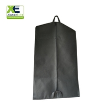 Folding Zippered Single Quality Man Designer Garment Carry Suit Bag Dry Clean