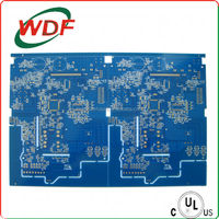 Substrate fr4 ul-94v0 double sided PCB circuit board for electronics