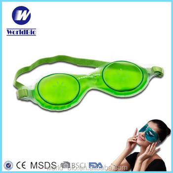 New Style Sleeping Eye Cold Pack Gel ice Mask