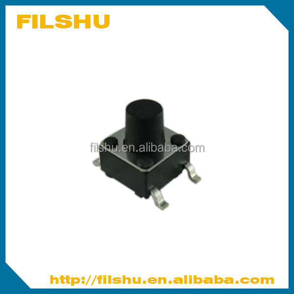 double action tact switch for mobile phone, car phone, telephone, building equipment, PDA, etc