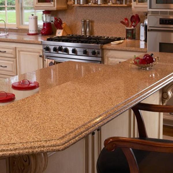 Hot Sale Kitchen Table Top Quartz Countertops Vanity