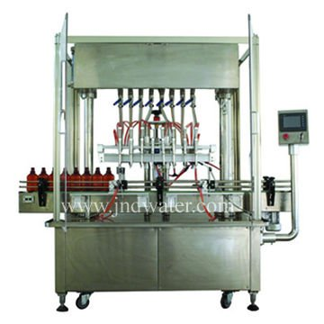 Edible Oil Filling/Packing Sealing Machine