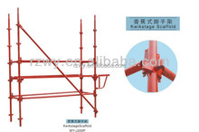 KwikStage scaffolding System for construction material