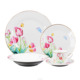 20/30pcs Upmarket Dinnerware Porcelain Diner Set/porcelain children use dinner set/dinner set with gift box