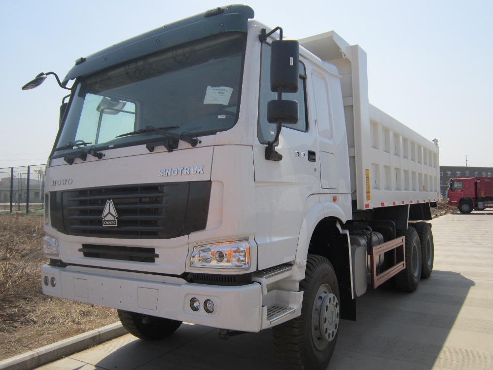Brand New China SINOTRUK Heavy Tipper Truck For Sale