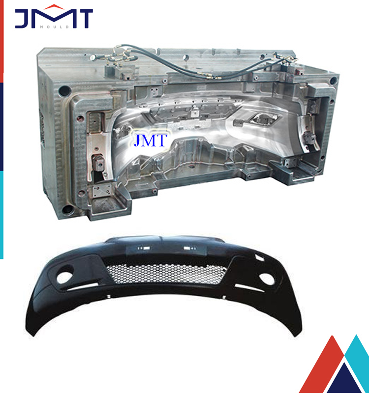 pp plastic material bumper molding Injetion mold manufacturer