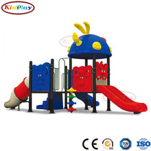 KINPLAY brand China factory sale outdoor playground equipment for 3-12 years old children outdoor playground
