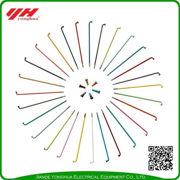 Bicycle bike spokes wheel spokes