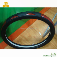 Plastic bag packing 350mm Pu steering cover