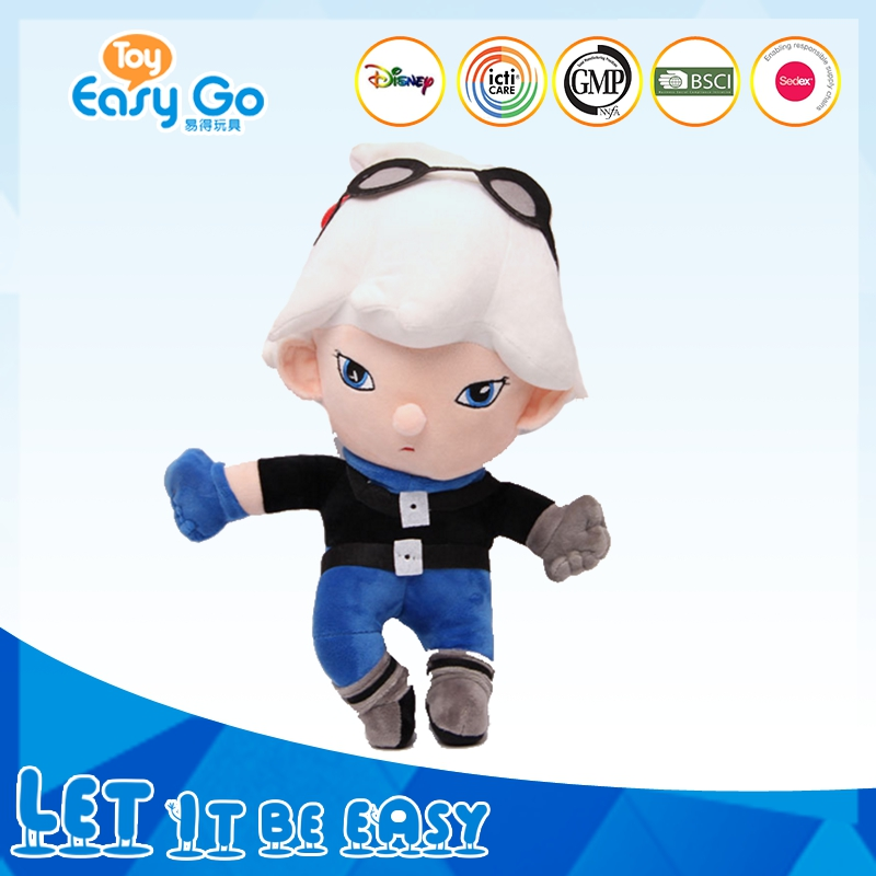 Hot Sale Super Soft Network Game Cartoon Character Doll Plush Toy