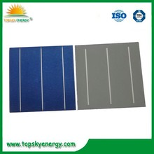 High Efficiency 156mmx156mm 2BB/3BB Poly Solar Cell Fabric With Low Price