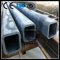SS400 EQUIVALENT HIGH QUALITY LOW COST RECTANGULAR TUBE