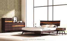 Azara Bedroom modern King Size bed and Home Bedroom Set Furniture Bedroom Furniture