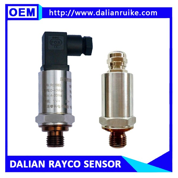 Industrial 4-20ma hydraulic Pressure Transmitter for engineering machinery