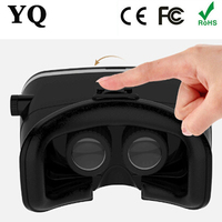 YQ Top Grade Wondeful Plastic Vr Shinecon 3d Glasses For Pc Games/movies/bo One For Promotion Quality Choice