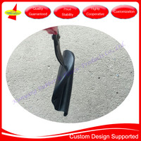 Custom Compression Molded 80 Shore A High Regidity Vulcanized Rubber Made Product With Strong Magnet