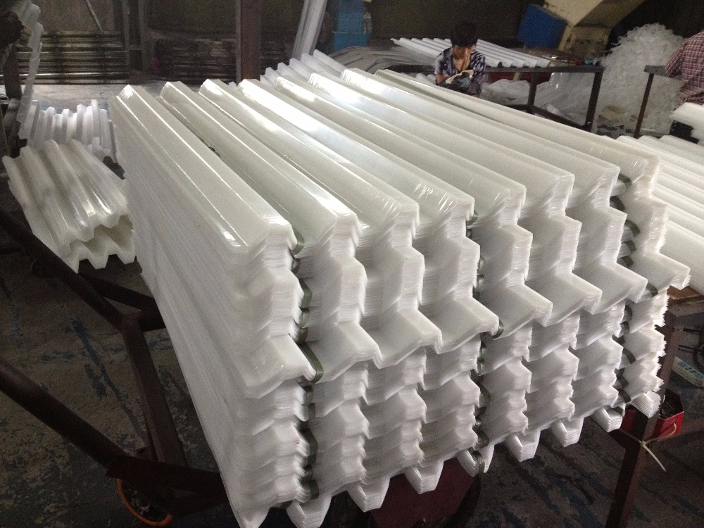 PP/PVC Inclined Plate Clarifier Lamella for water supplier