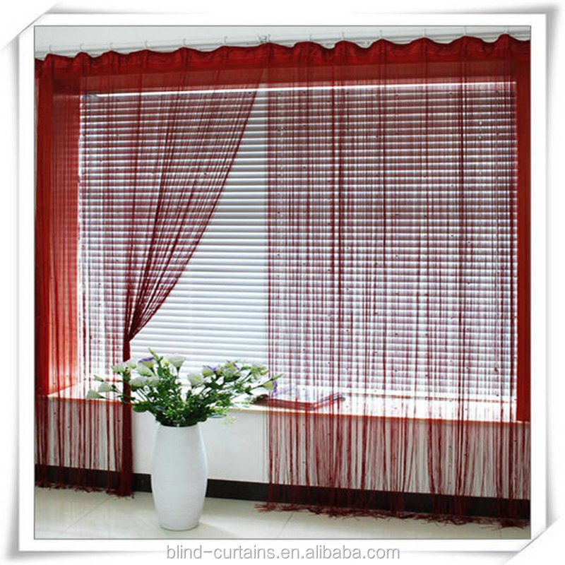 cheap string curtain