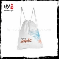 Promotional fabric nonwoven shopper tote bag, magic non-woven backpack, china manufacturing non-woven backpack
