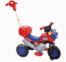 latest hot sell B/O/electric motor tricycle with light and music