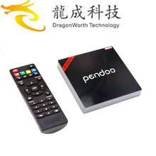 2017 Best selling Pendoo Minimx Pro S912 2G 16G android tv dongle manufactured in China Android 6.0 TV Box