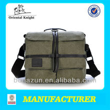 new design canvas camera bag wholesale manufacturer at low price