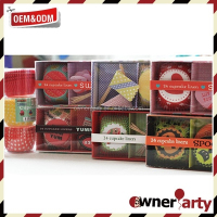 New Design And Food Safety For Party Swirl Hanging Decoration