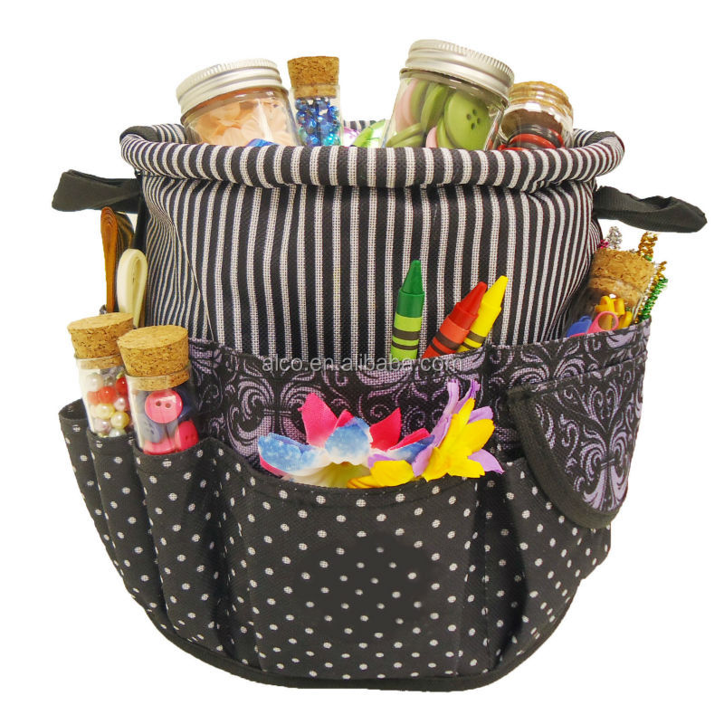 Multi-function craft tote