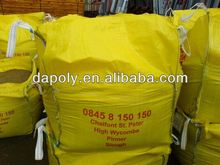 reliable shandong manufacturer high quality strong capacity pp woven big bag for sand