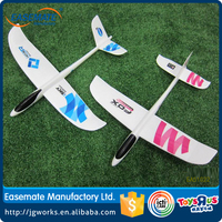 3D Model Hand throwing airplane,big toy plane