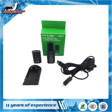High Quality 5 in 1 battery charging kit for xbox one controller Charging Dock Controllers Charger & 2 Rechargeable Batterie