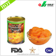 Fresh canned mandarin orange Low Price Best Food Factory Canned mandarin orange In Syrup in 2017 new crop