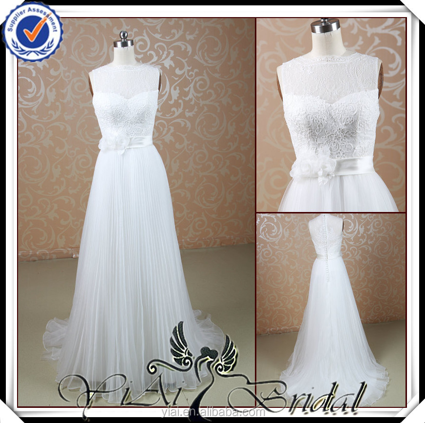 TT0510 Fashion Real sample wedding dress philippines