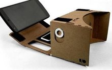 the good quality 3d google cardboard glasses