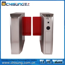 high quality heavy duty counter flap turnstile speed gate