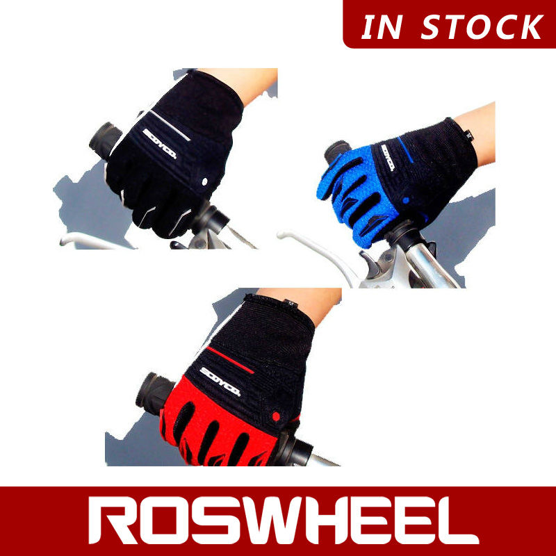 [42185] Best Sales Full Finger Cycling Gloves
