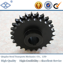standard B type Steel Material transmission drive Roller Chain Sprocket plate Wheel