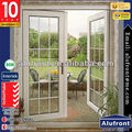 JN60 series Aluminium swing door for garden,Thermal-break aluminum hinges door